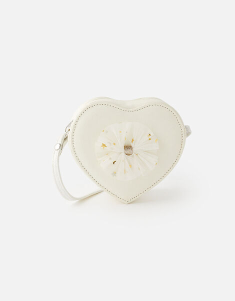 Bow Heart Bag, , large