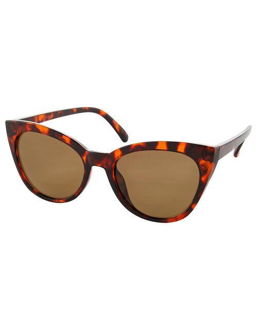 Ava Classic Cat-Eye Sunglasses, , large