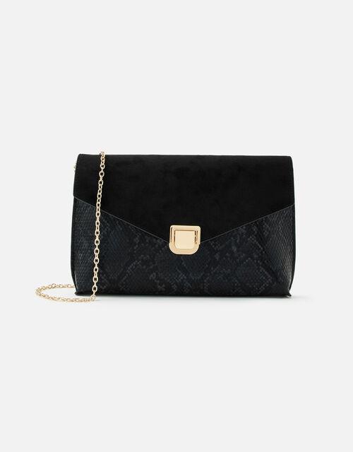 Fliplock Clutch Bag , , large