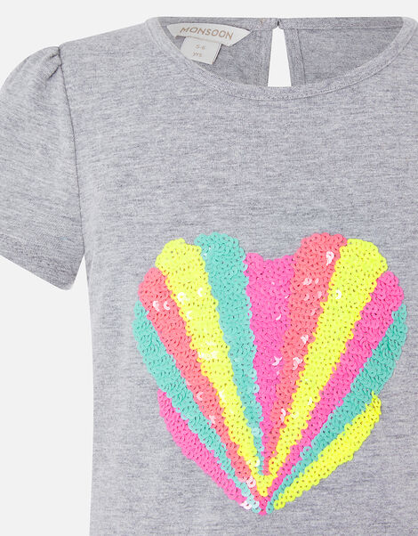 Sequin Shell T-Shirt Multi, Multi (BRIGHTS-MULTI), large