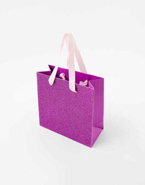 Small Gift Bag with BIOGLITTER™, , large
