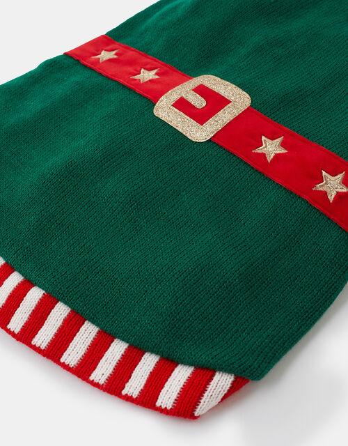 Elf Dog Jumper, Green (GREEN), large