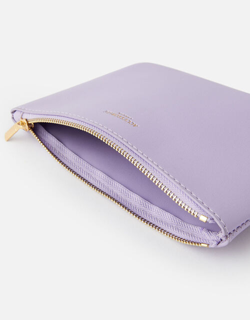 Pippa Pouch , Purple (LILAC), large