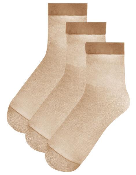 X3 Pop Socks Nude, Nude (NUDE), large