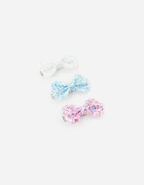 Bow Hair Clip Multipack, , large