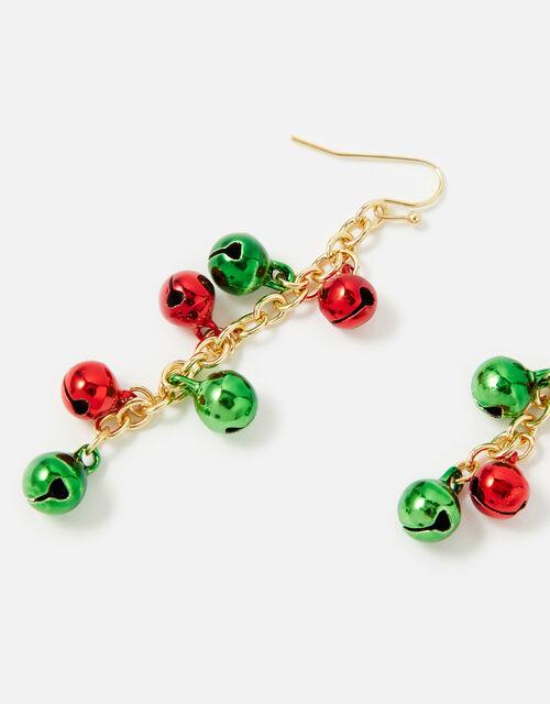 Jingle Bells Long Earrings, , large