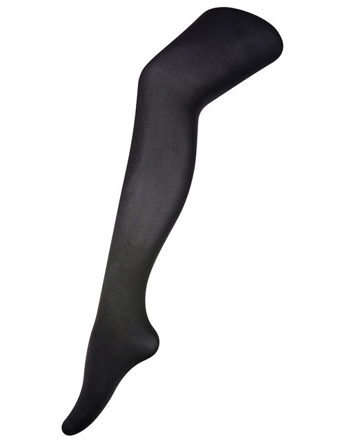 40 Denier Tights, Black (BLACK), large