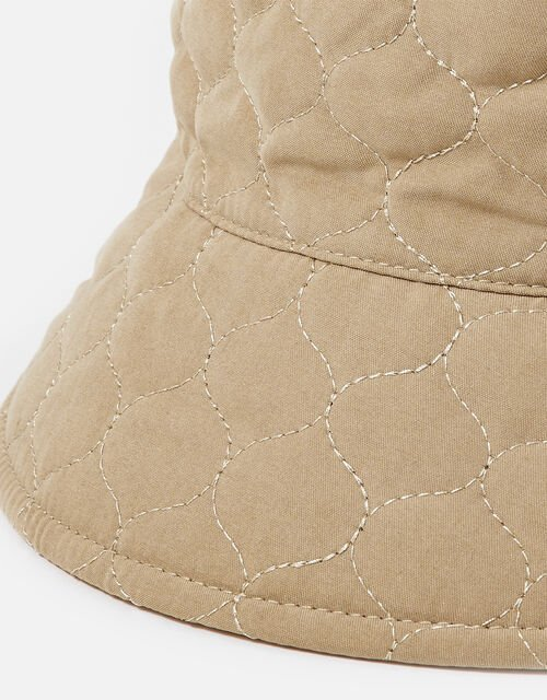 Quilted Bucket Hat, , large