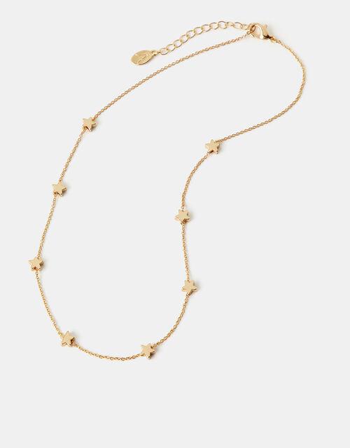 Star Station Necklace, , large
