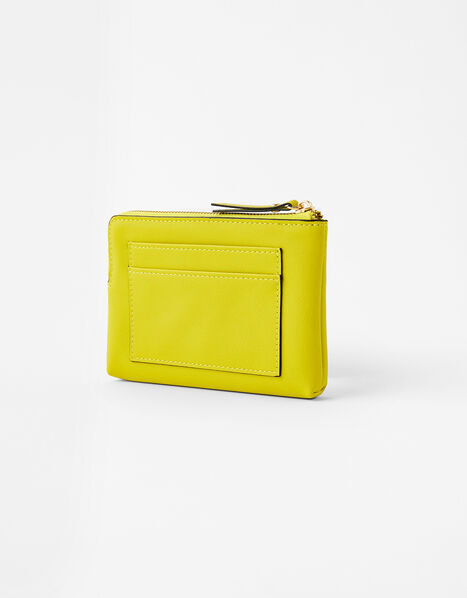 Chloe Coin and Cardholder  Green, Green (LIME), large