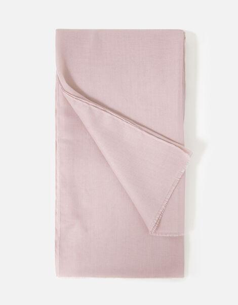 Sorrento Lightweight Scarf Pink, Pink (PALE PINK), large
