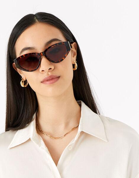 Cariss Cat Eye Sunglasses , , large