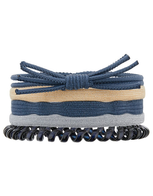 Mixed Hair Tie Multipack, , large