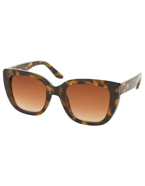 Sarah Chunky Square Sunglasses, , large