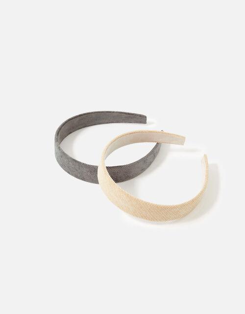Cord Headband Twin Set, , large