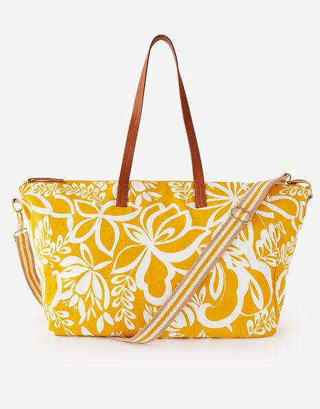 Perla Printed Weekender Bag , , large