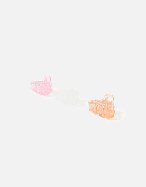 Soft Resin Claw Clip Set, , large
