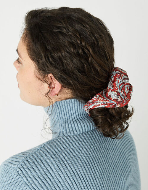 Paisley Oversized Scrunchie , , large