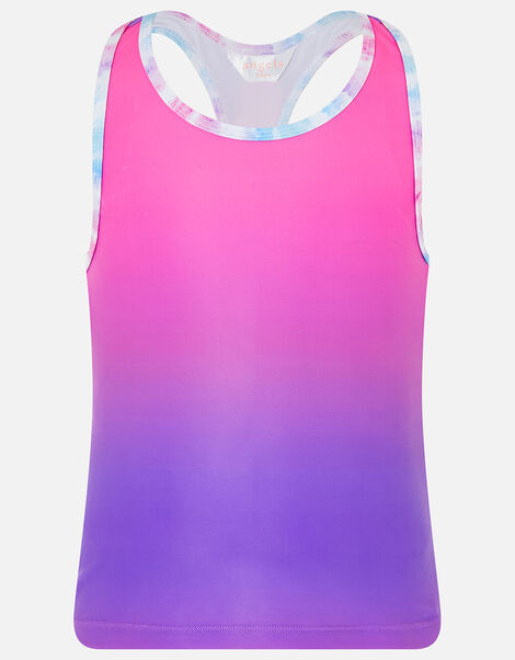 Ombre Active Vest Pink, Pink (PINK), large