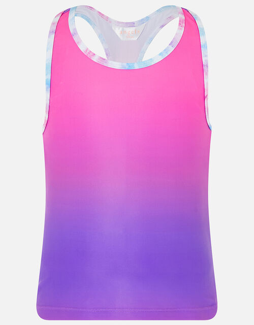 Ombre Active Vest, Pink (PINK), large