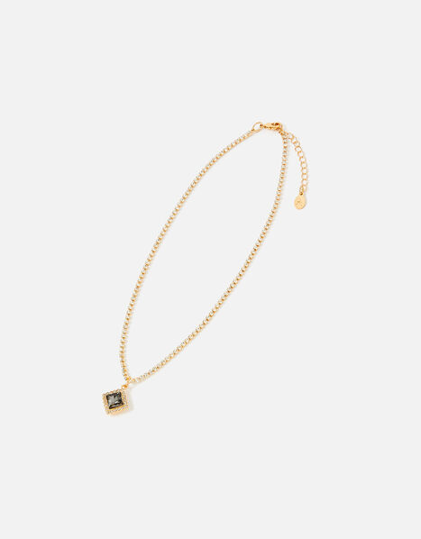 New Decadence Cupchain Halo Pendant Necklace, , large