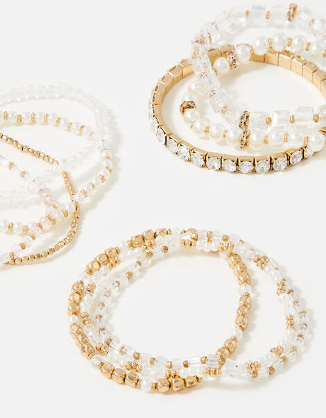 Midnight Sky Luxe Stretch Bracelet Multipack, , large