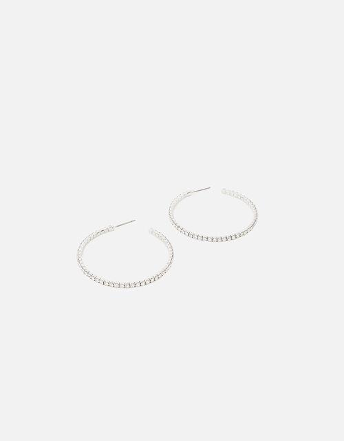 Cupchain Hoop Earrings, , large