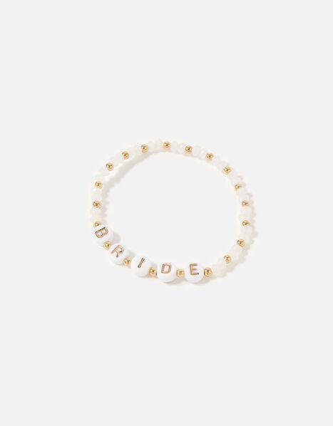 Bride Beaded Bracelet, , large