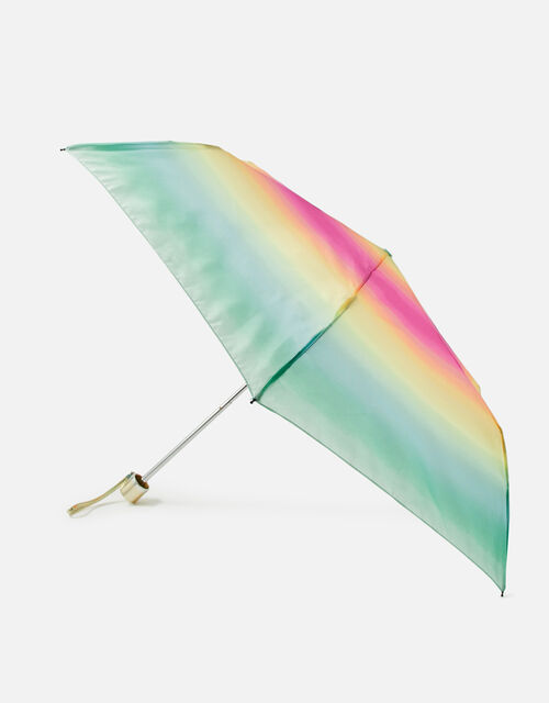 Superslim Rainbow Umbrella, , large