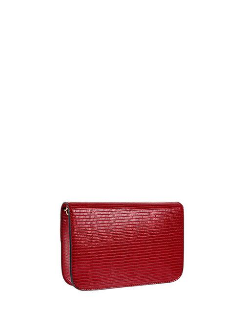 Edie Cross-Body Bag, Red (RED), large