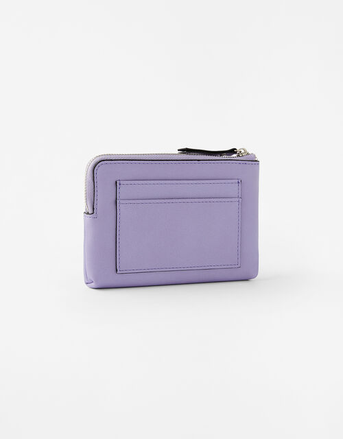 Chloe Coin and Cardholder , Purple (LILAC), large