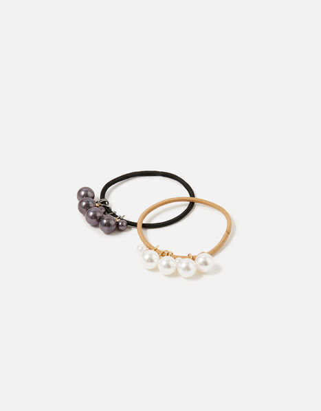 Pearly Charm Hairbands, , large