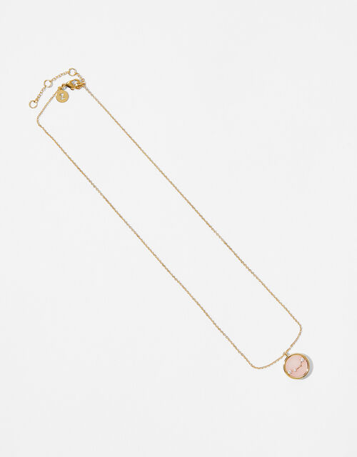 Rose Quartz Constellation Necklace - Aquarius, , large