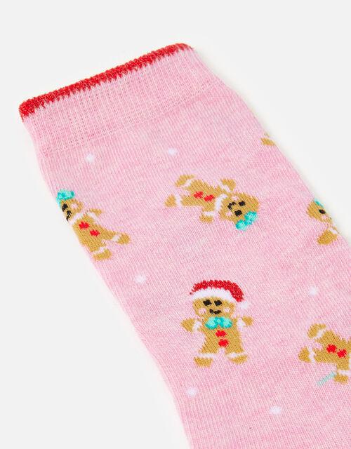 Gingerbread Men Socks, , large