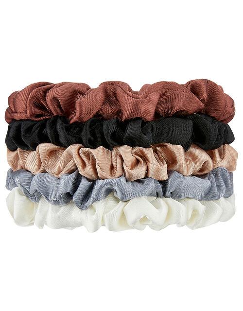 Mini Hair Scrunchie Multipack, , large