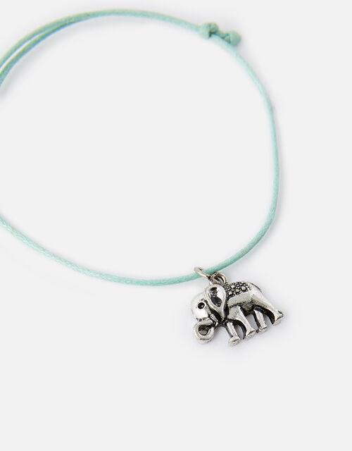 Ellie the Elephant Cord Anklet , , large