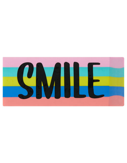 Rainbow Smile Eraser, , large