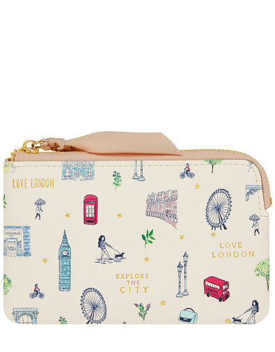 London Coin Purse, , large