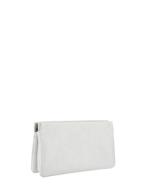 Kerry Cross-Body Bag, Silver (SILVER), large