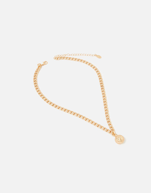 Berry Blush Orb Chain Necklace, , large