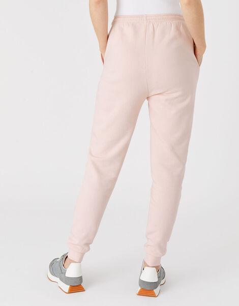 Lounge Sweat Joggers in Organic Cotton Pink, Pink (PALE PINK), large