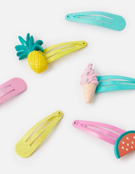 Fruit Hair Clip Set, , large