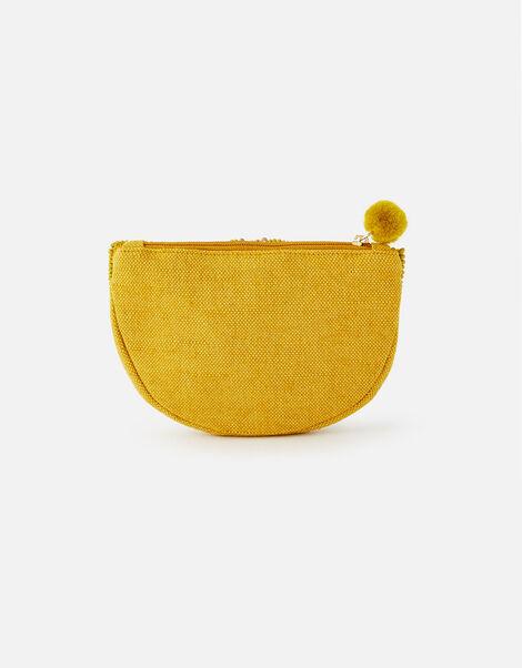 Embellished Lemon Coin Purse, , large