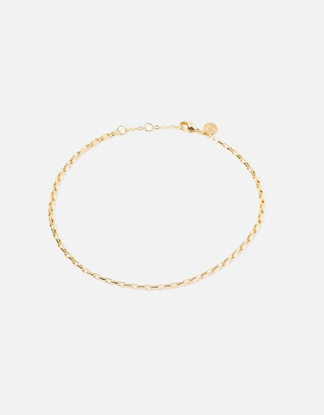 Gold-Plated Anklet, , large