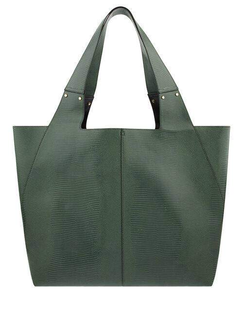 Shopper Bag, Green (GREEN), large