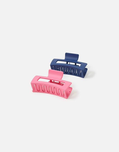 Rectangular Claw Clip Twinset, , large