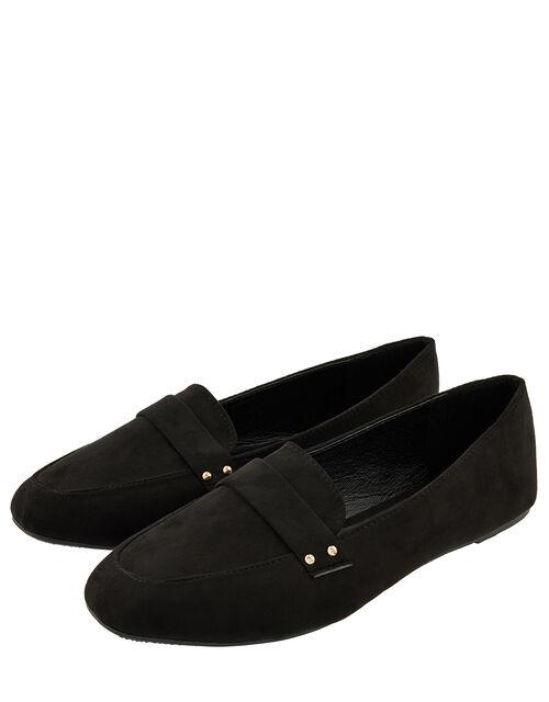 Soft Loafers, Black (BLACK), large