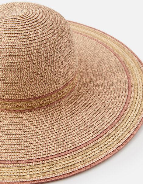 Paros Floppy Hat  Pink, Pink (PINK), large