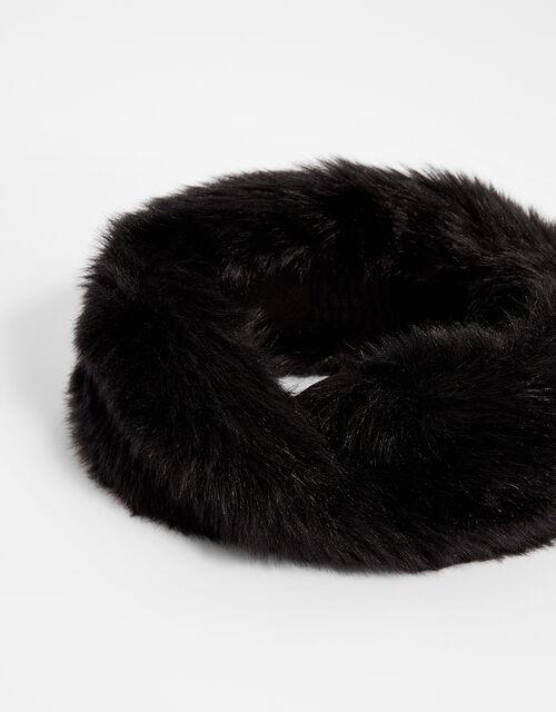 Faux Fur Bando, , large