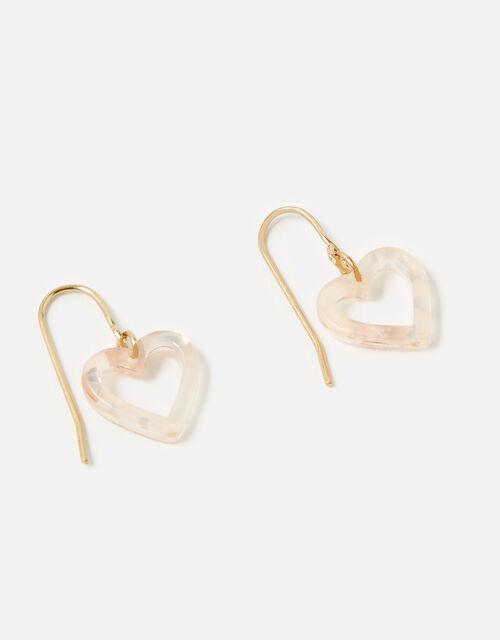 Resin Heart Jewellery Set , , large